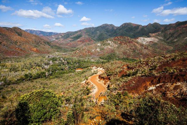Vallee de Xwe Bwi - Petit Borendy - Thio