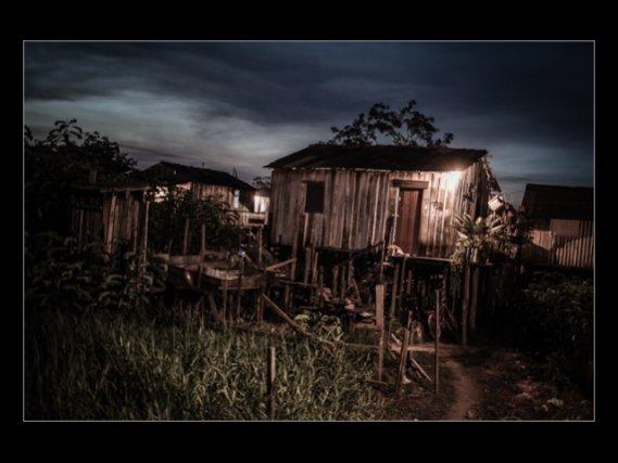 La favela appelée  'Invasao dos Padres'