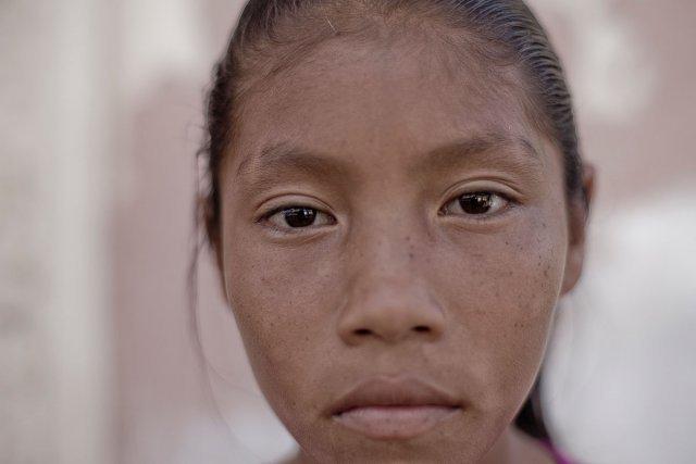 Justine yamann - nation wayãpi : haut oyapock