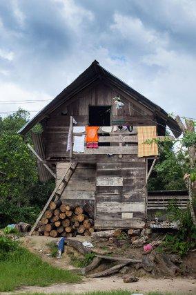 Pikiseei, Suriname.