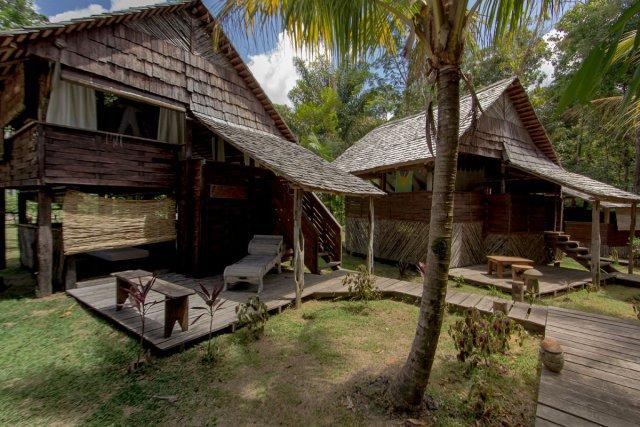 Wapa Lodge - Crique Cariacou - Kourou- Guyane