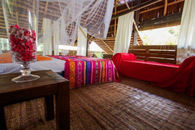 Wapa Lodge - Crique Cariacou - Kourou--Guyane