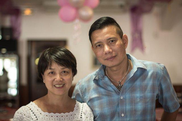 Shao Hung et Ho Keung Bilon