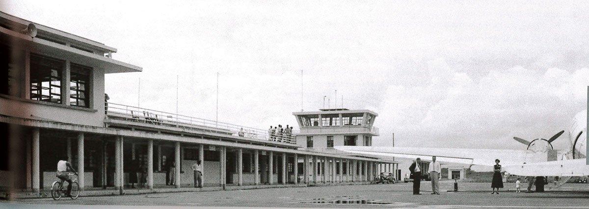 Rochambeau, 1955