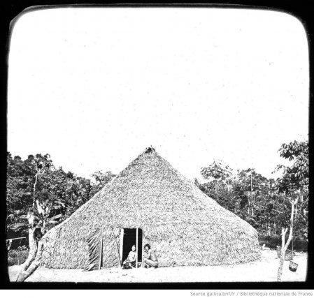 Rio Yapura, 1879.