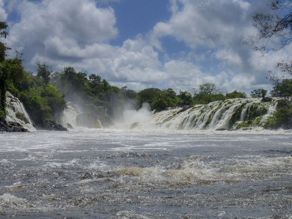 Les chutes du Désespoir (<i>Cachoeira do Desespero</i>)