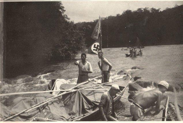 Photos de l'expédition allemande d'Otto Schulz Kampfenkel de 1937.