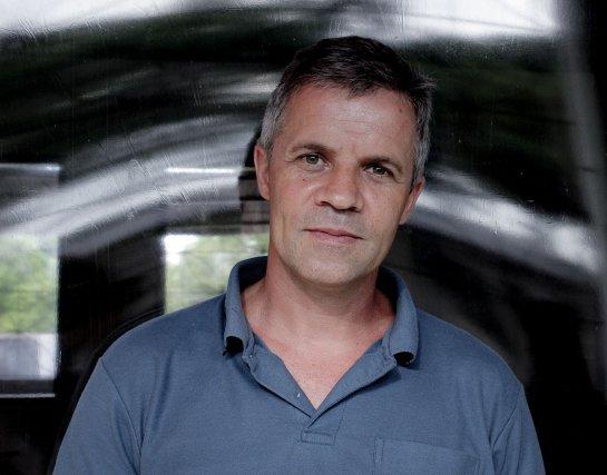 Christoph Jaster, directeur du Parc national des montagnes tumuc Humac
