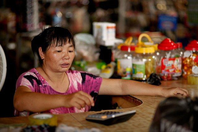 Depuis quatre ou cinq ans, les commerçants chinois ont investi les lieux.