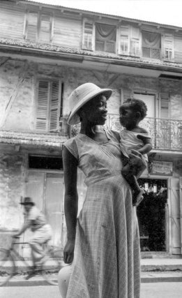 Diverses photos faites dans les rues de Cayenne.