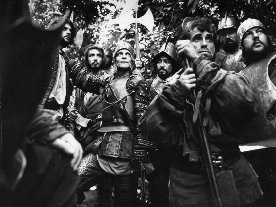 Aguirre ou la colère de Dieu (1972)