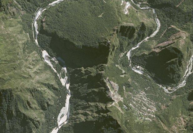 Le site archéologique du Maccu Pichu au Pérou