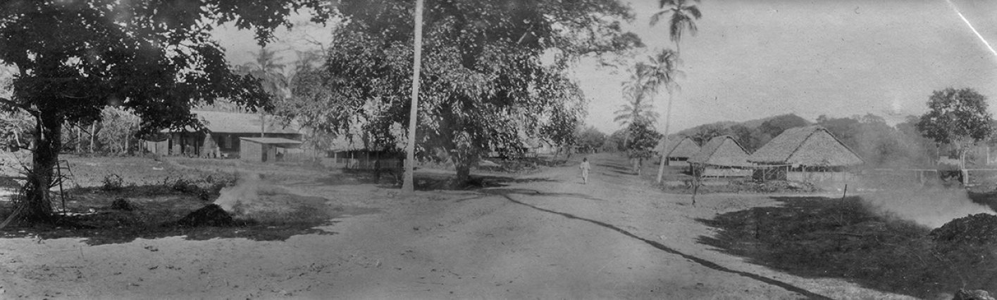 Montjoly. Photographie d'un médecin colonial anonyme, 1900-1905.