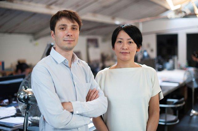 Nicolas Moreau et Hiroko Kusunoki, architectes de la future Maison des cultures et des mémoires guyanaises, ont remporté le concours pour réaliser le futur musée Guggenheim d'Helsinki.