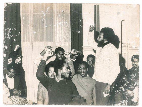 Libération des militants du MoGuyDe janvier 1975.