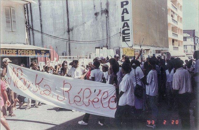 Jeudi 24 octobre 1996, le conseil Régional face au défi de la jeunesse guyanaise