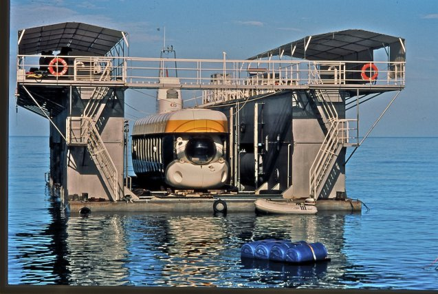 Sous-marin Mobilis