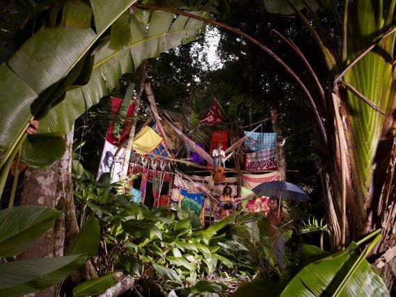 La Maison au cœur de la forêt