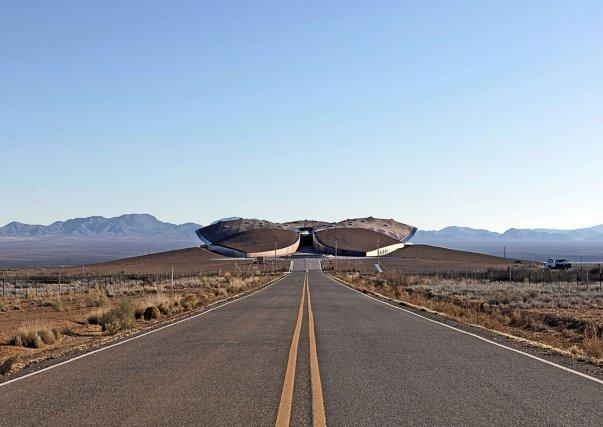 Port spatial America#1, Nouveau Mexique, USA, 2015