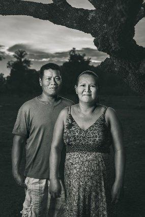 Sylvia « Sawiga » et Denis « Avakni » Batista, des savoirs à transmettre