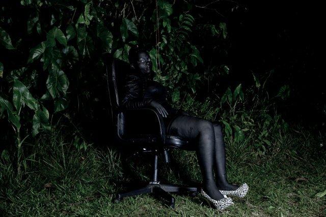 Poupées Noires NºII, 2012