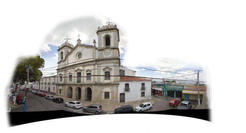 L'église Nossa Senhora do Carmo E. Angelim y aurait empêché le massacre de soldats impériaux qui s'y étaient retranchés en août 1835.