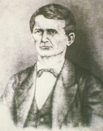 Edouardo Angelim (1814-1882), troisième président de la Cabanagem.