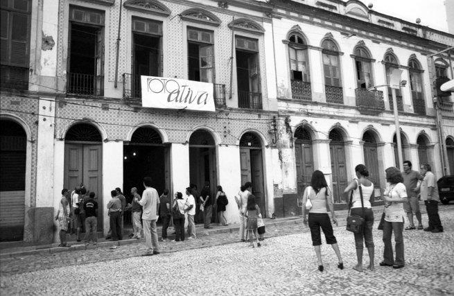 Sélection des images pour l'exposition de la 2e Journée photographique 24h de Belém  (à droite) Fotoativa reçoit la cession d'usage d'un bâtiment de la fin du XIXe me siècle au centre-ville.