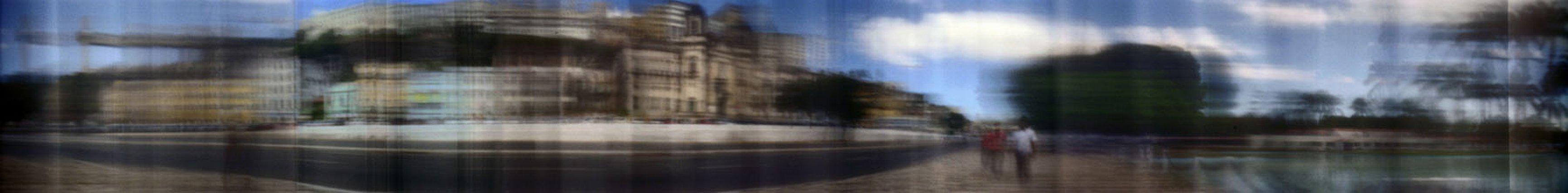série Extremo Horizonte, photographie sténopéique, 2013