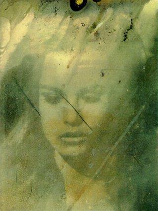 de la série Retratos Originais, photographie en gélatine et sel d'argent, vers 2001.