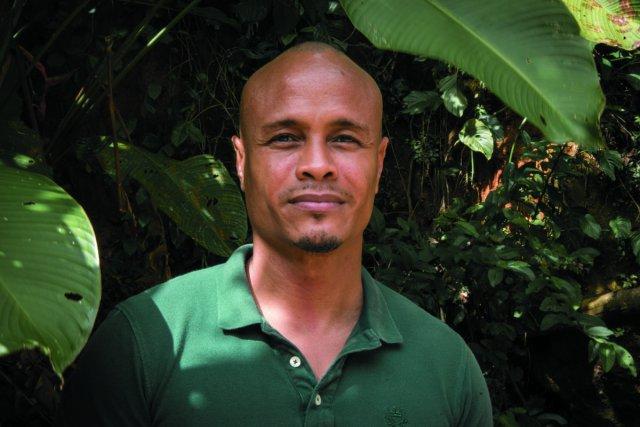 Didier Bereau auteur du livre : Saveurs de Guyane
