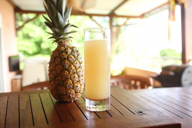 Bière d'Ananas