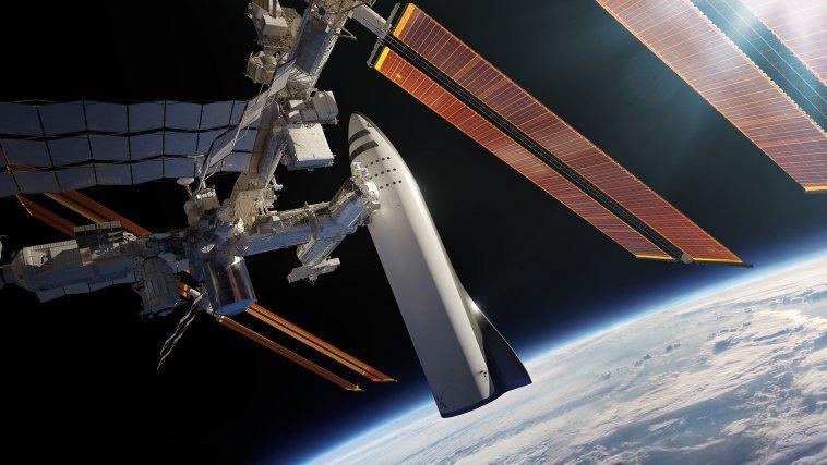 Sur la lune, puis sur mars, et au-delà dans le système solaire. Avec sa Big Falcon Rocket (BFR), 100%réutilisable, en conception, SpaceX espère rendre le voyage vers la Lune routinier, et celui vers Mars possible autour de 2025.