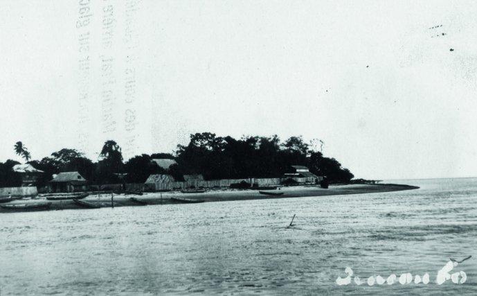 Iracoubo  vers 1930