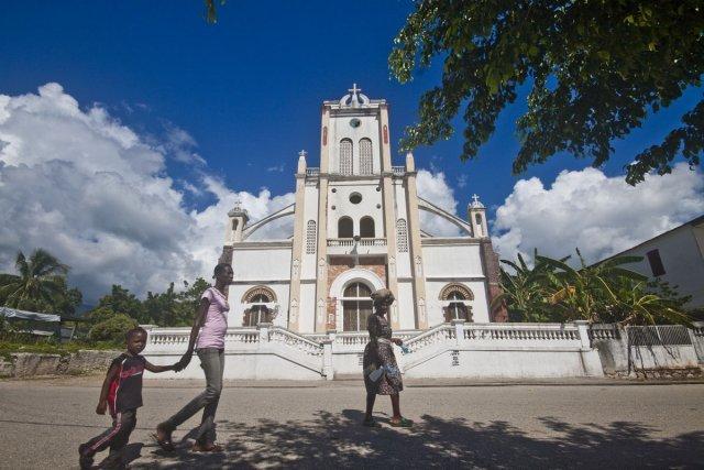 L'église Saint Thomas d'Aquin