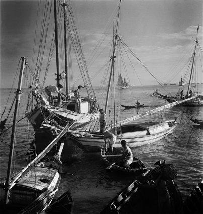 Port et marché de Ver-o-Peso, Belem, 1948