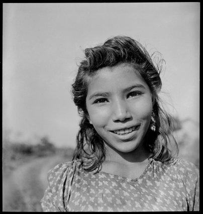 Portrait, Fordlândia, État du Para, 1948