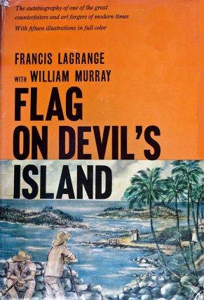 L'autobiographie romancée de F. Lagrange, publiée aux États-Unis en 1961.