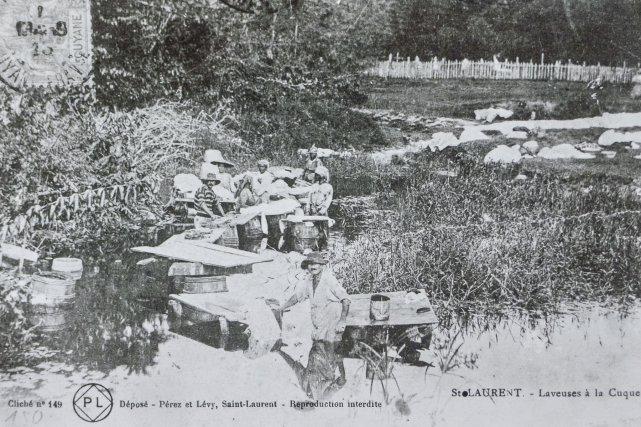 Saint-Laurent, début XXe siècle.