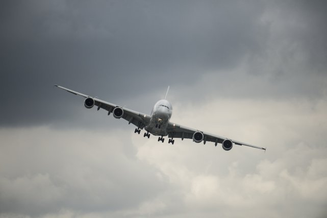 L'Airbus A380