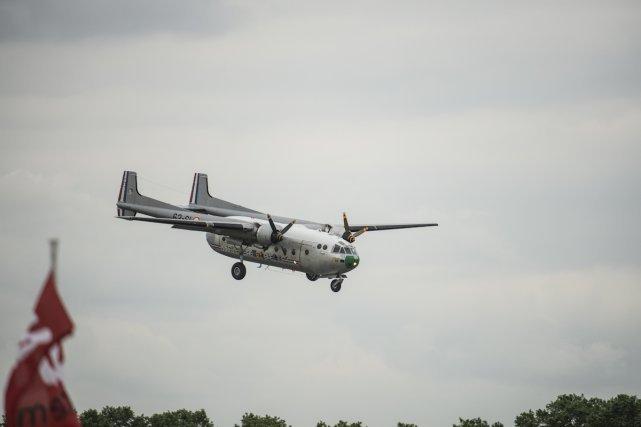 Le Nord 2501, communément appelé Noratlas, était un avion de transport militaire français. Constructeur Nord-Aviation (francais). Premier vol: 10 septembre 1949.