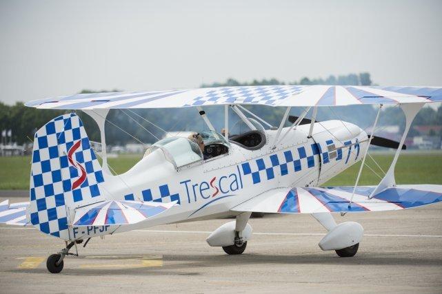 Le SA-300 Starduster est un avion bi-place de sport d'origine américaine.