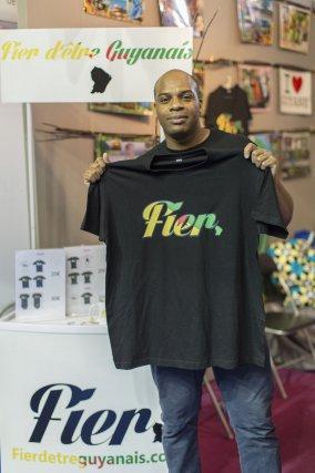 Fier d'être Guyanais, une nouvelle marque qui valorise la Guyane en France hexagonale