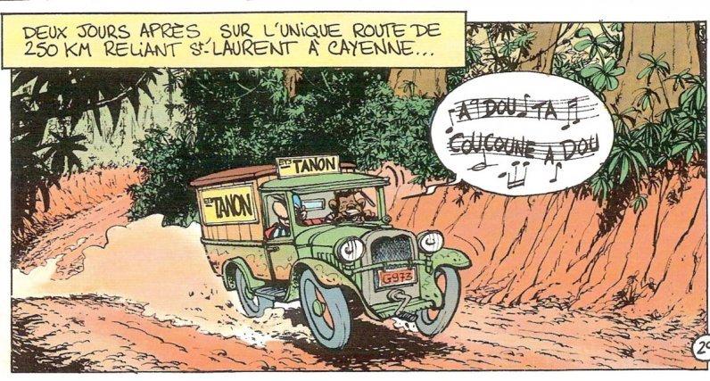 Les Mémoires du capitaine Moulin Rouge (1987)