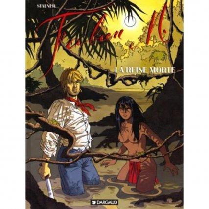 Fabien M - La Reine Morte (1993-1996) http://www.babelio.com/livres/Stalner-Fabien-M--La-Reine-morte/313827