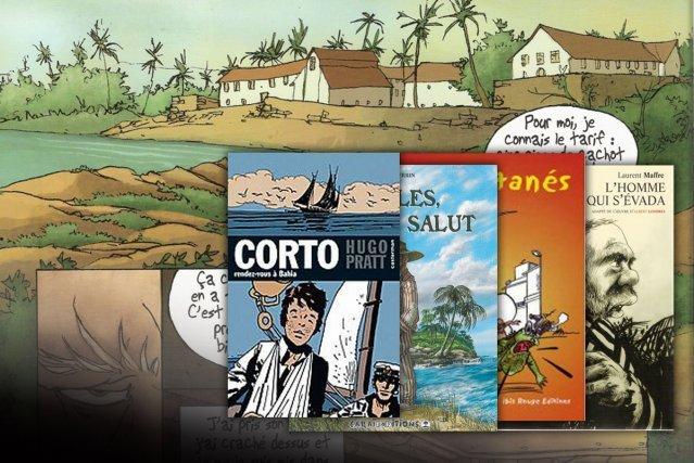 L'histoire méconnue du bagne de Guyane racontée à travers Aux îles, point de salut par Christophe Cassiau-Haurie