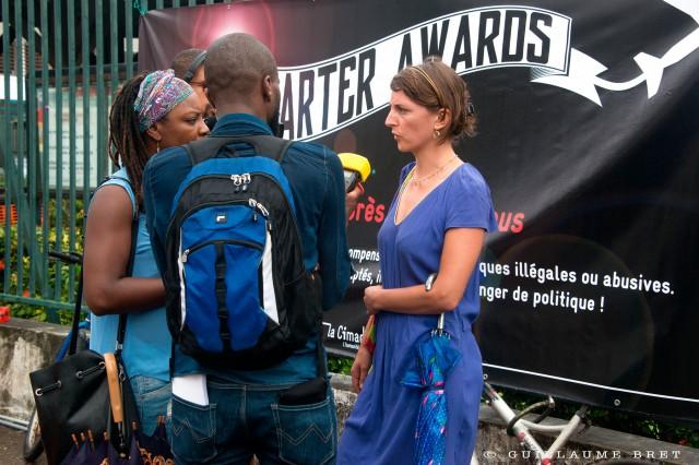 Cimade Charter Awards : C'est arrivé près de chez vous