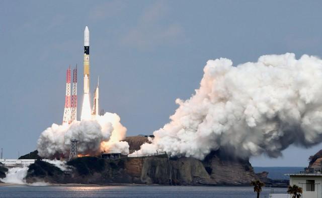 Après Rosetta: les Japonais lancent Mascot vers un astéroïde