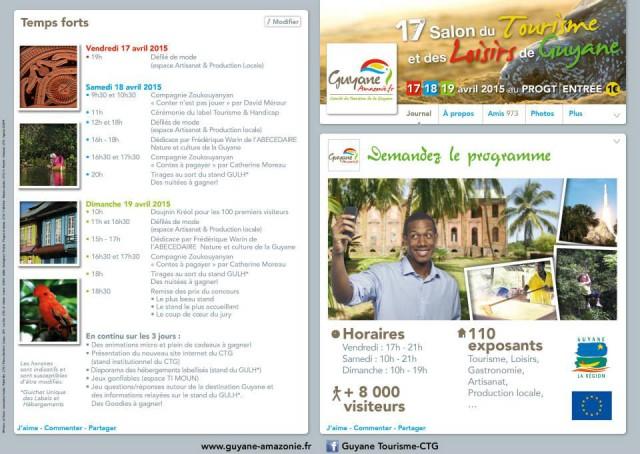 Une saison en Guyane: au Salon du Tourisme 2015