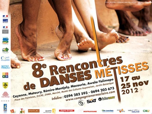 Rencontres de danses métisses, 8ème édition : APPEL À BÉNÉVOLES